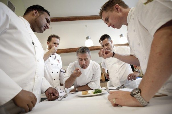 South West Chef of the Year 2014