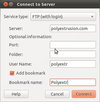 ftp-ubuntu