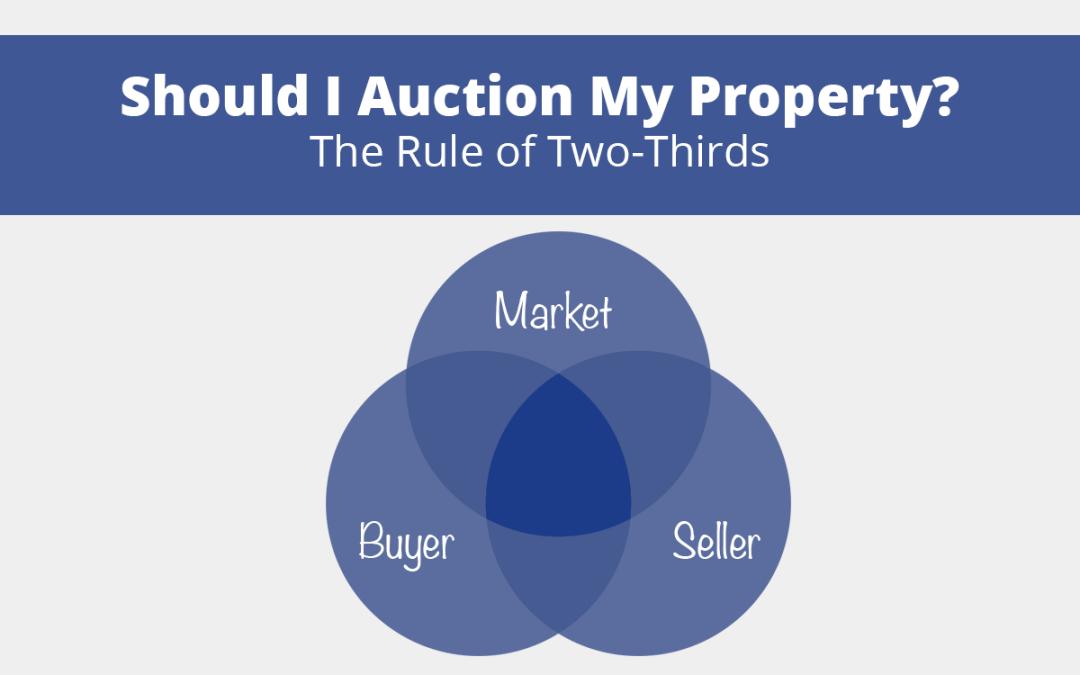 Should I Auction My Property?