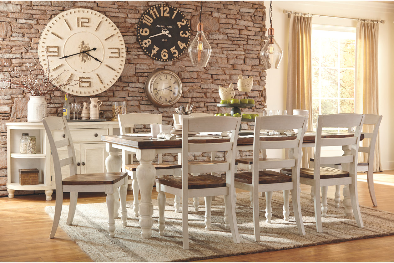 Shabby Chics Faded Elegance Ashley Furniture HomeStore
