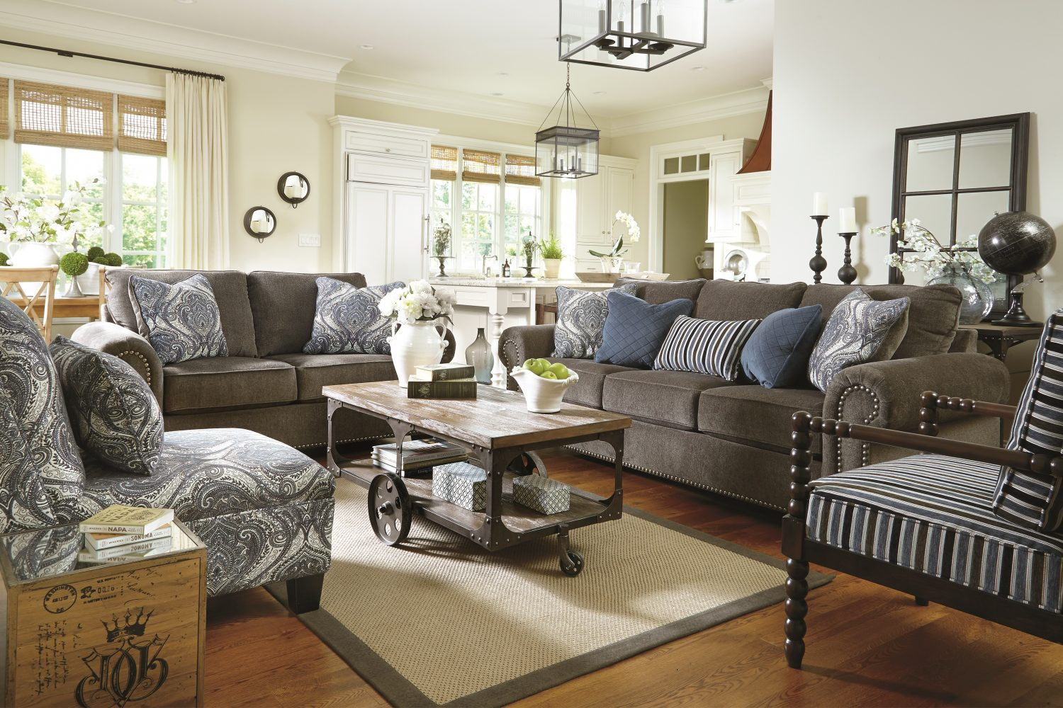 Living Room Furniture Layout Guide & Plan Ideas