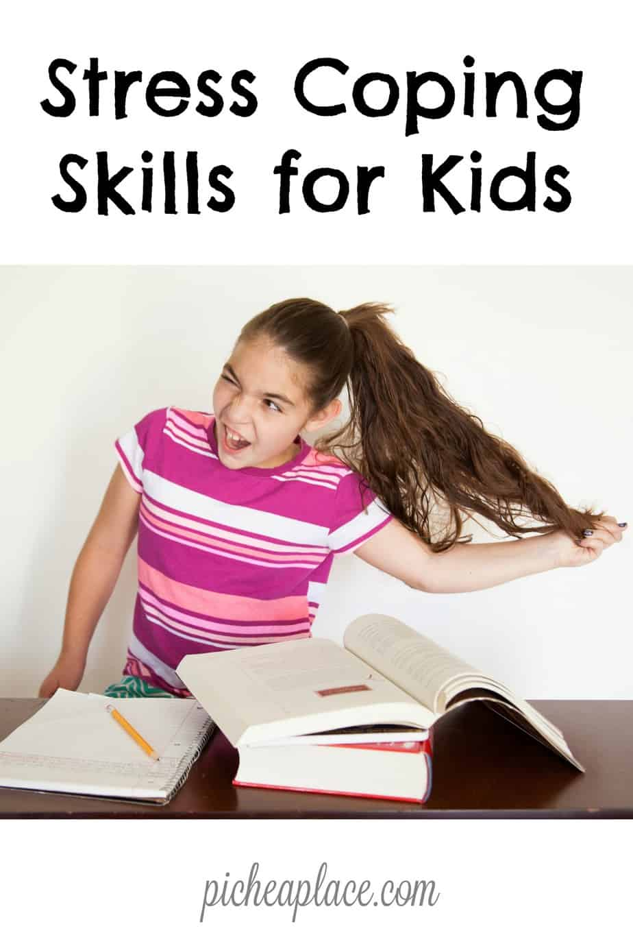 Stress Coping Skills For Kids