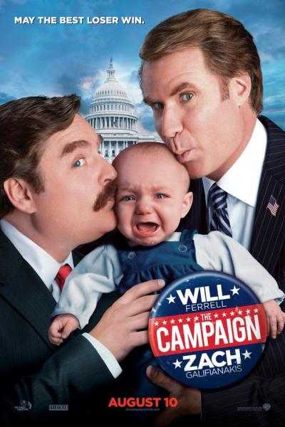 The Campaign (2012) Movie Review