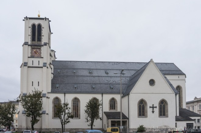 Церковь Св. Андрея, что на Мирабельплац