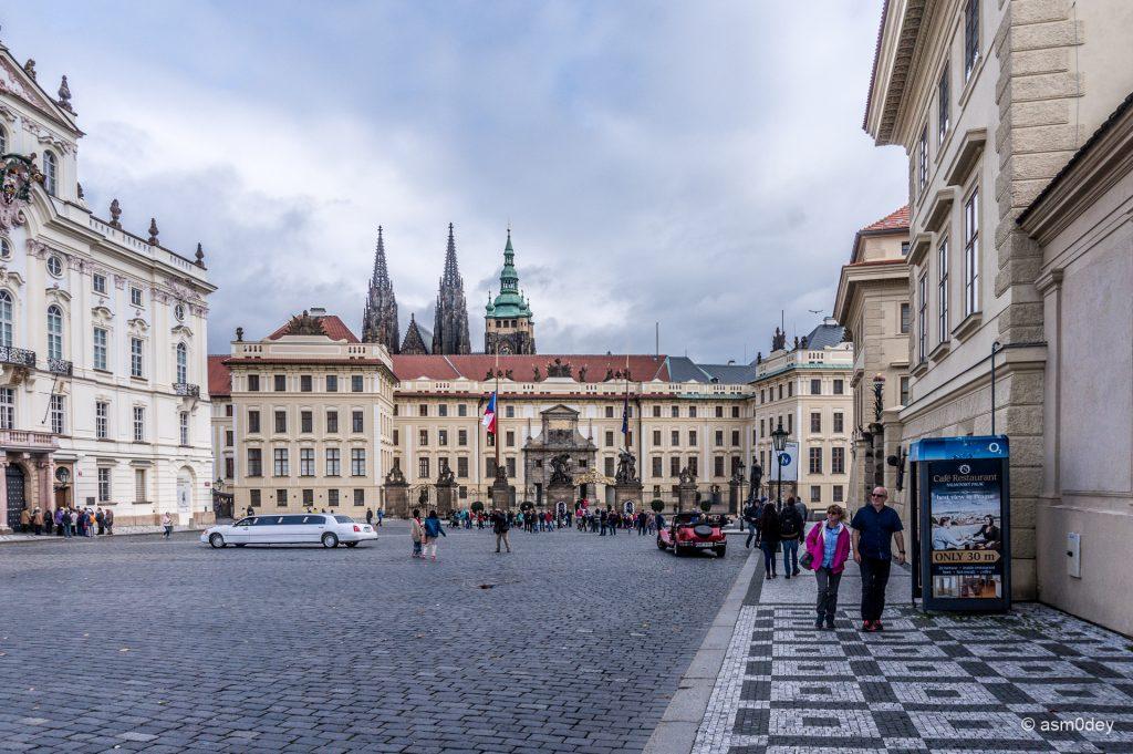 Прага 2017. День четвёртый