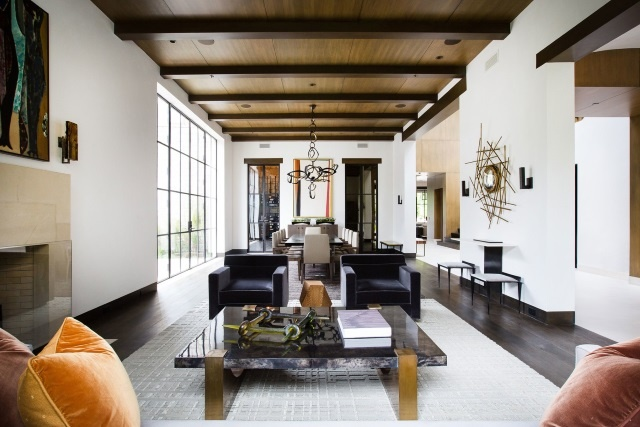 Architectural Digest September 2017 6 Best Rooms With