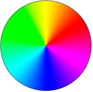Color Wheels Are Wrong How Vision Actually Works