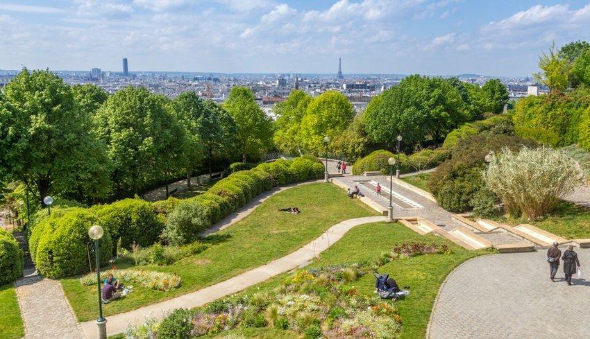 Belleville  Paris - TRENDIEST. I sobborghi cittadini più trendy in Europa