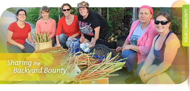 Fruit Share, sharing the backyard bounty