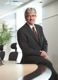 Kevin Sitka, President and CEO Assiniboine Credit Union