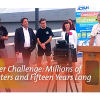 The Commuter Challenge: Millions of Green Kilometers and Fifteen Years Long