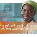 Assiniboine Credit Union joins values-based banking institutions around the world in a conversation