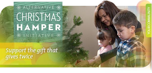 LITE's Alternative Christmas Hamper - Give the gift that gives twice