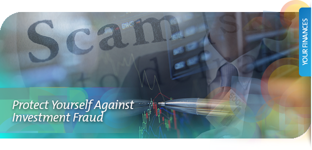 Protect yourself against Fraud