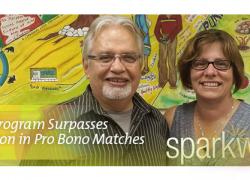 Spark Program Surpasses $1 million in Pro Bono Matches