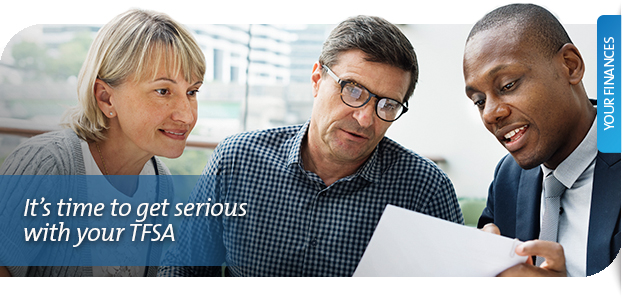 It's time to get serious with your TFSA