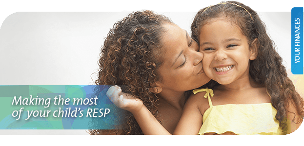Making the most of your child's RESP
