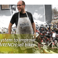 Point of Sale system to improve the way The WRENCH sell bikes