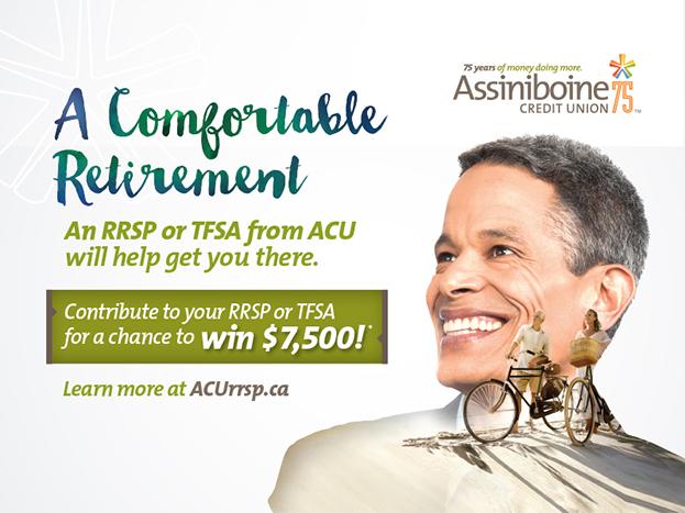 A comfortable retirement RRSP TFSA