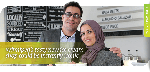 Winnipeg's tasty new ice cream shop could be instantly iconic