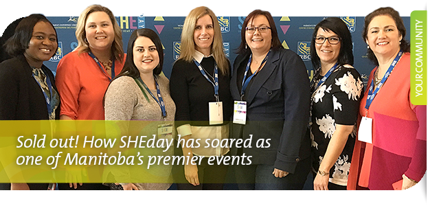 Sold out! How SHEday has soared as one of Manitoba's premier events