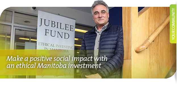 Make a positive social impact with an ethical Manitoba investment