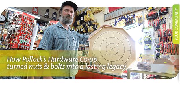 Pollock's Hardware Co-op