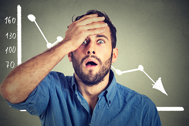 fearful investor - investing emotions