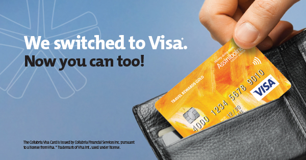 ACU Collabria Visa