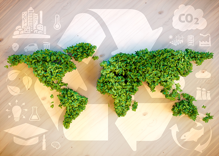 greener world: Celebrating carbon-neutral success