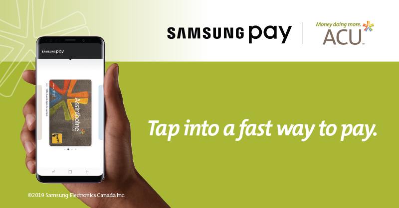 Samsung Pay: electronic payment methods