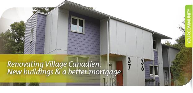 Village Canadien in Winnipeg