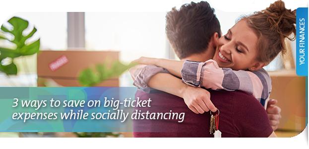 -3 ways to save on big-ticket