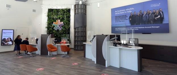 Assiniboine Credit Union's True North Square Financial Advice Centre