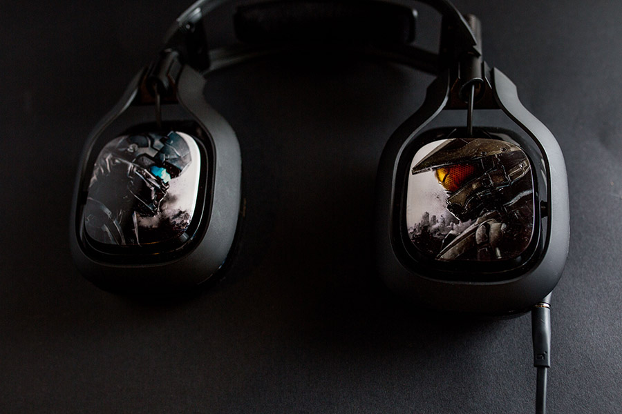 Halo 5 Guardians A40 Speaker Tags ASTRO Gaming Blog