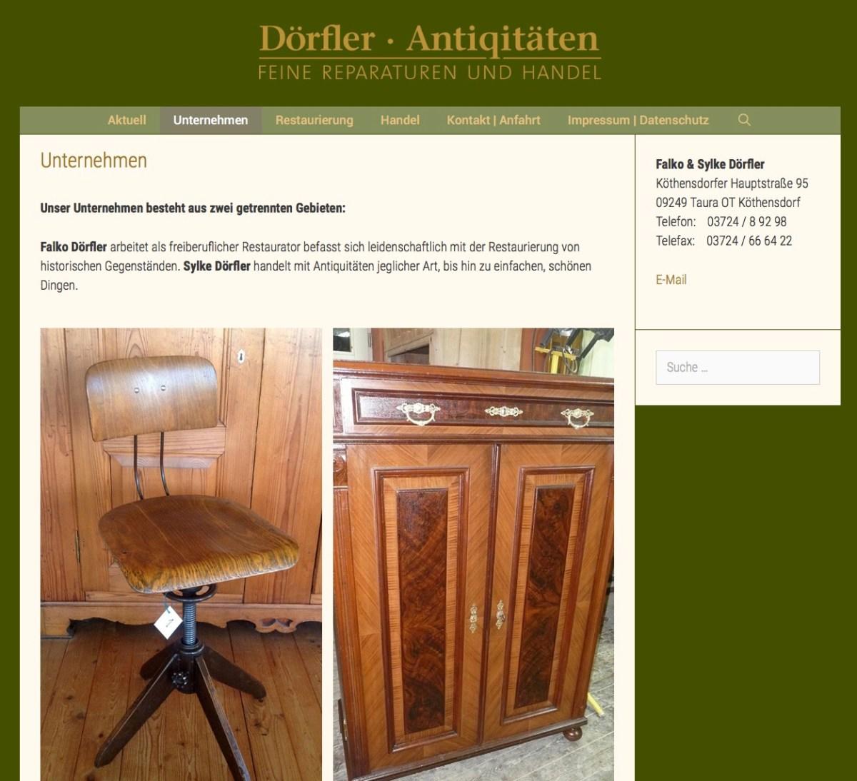 Dörfler · Antiquitäten