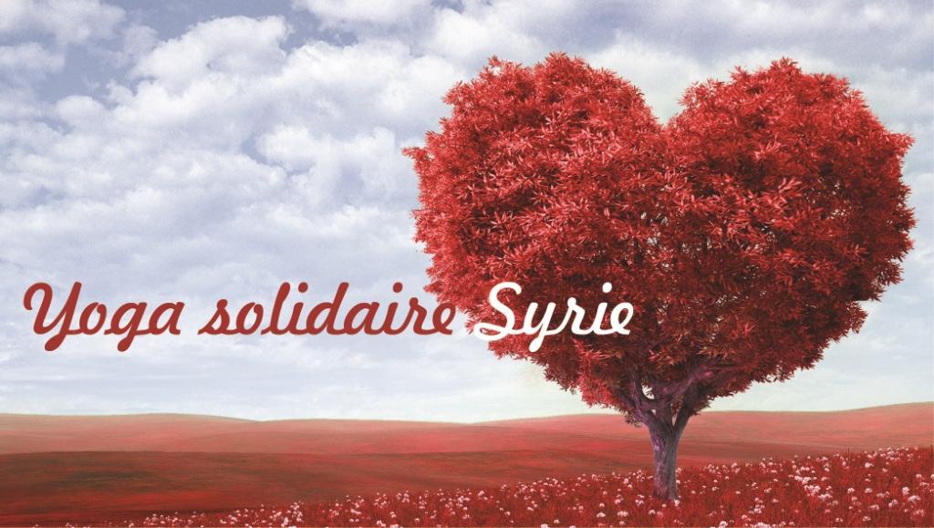Yoga Solidaire pour la Syrie à Bordeaux