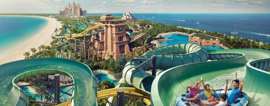 Image result for (1). Aquaventure Water Park, Dubai-