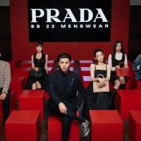 Go Slick and Productive with Prada Wallet Men