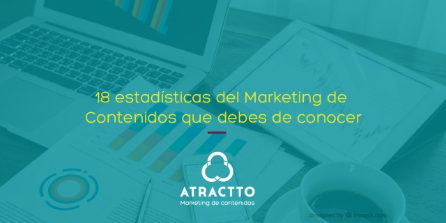 Estadísticas del marketing de contenidos