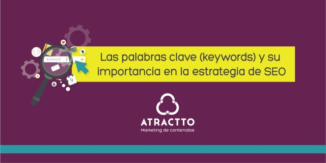 palabras clave o keywords
