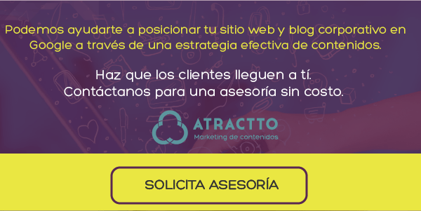 agencia de inbound marketing y contenidos