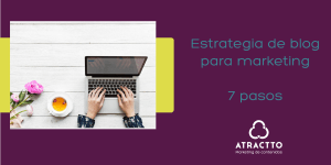 estrategia de blog para marketing