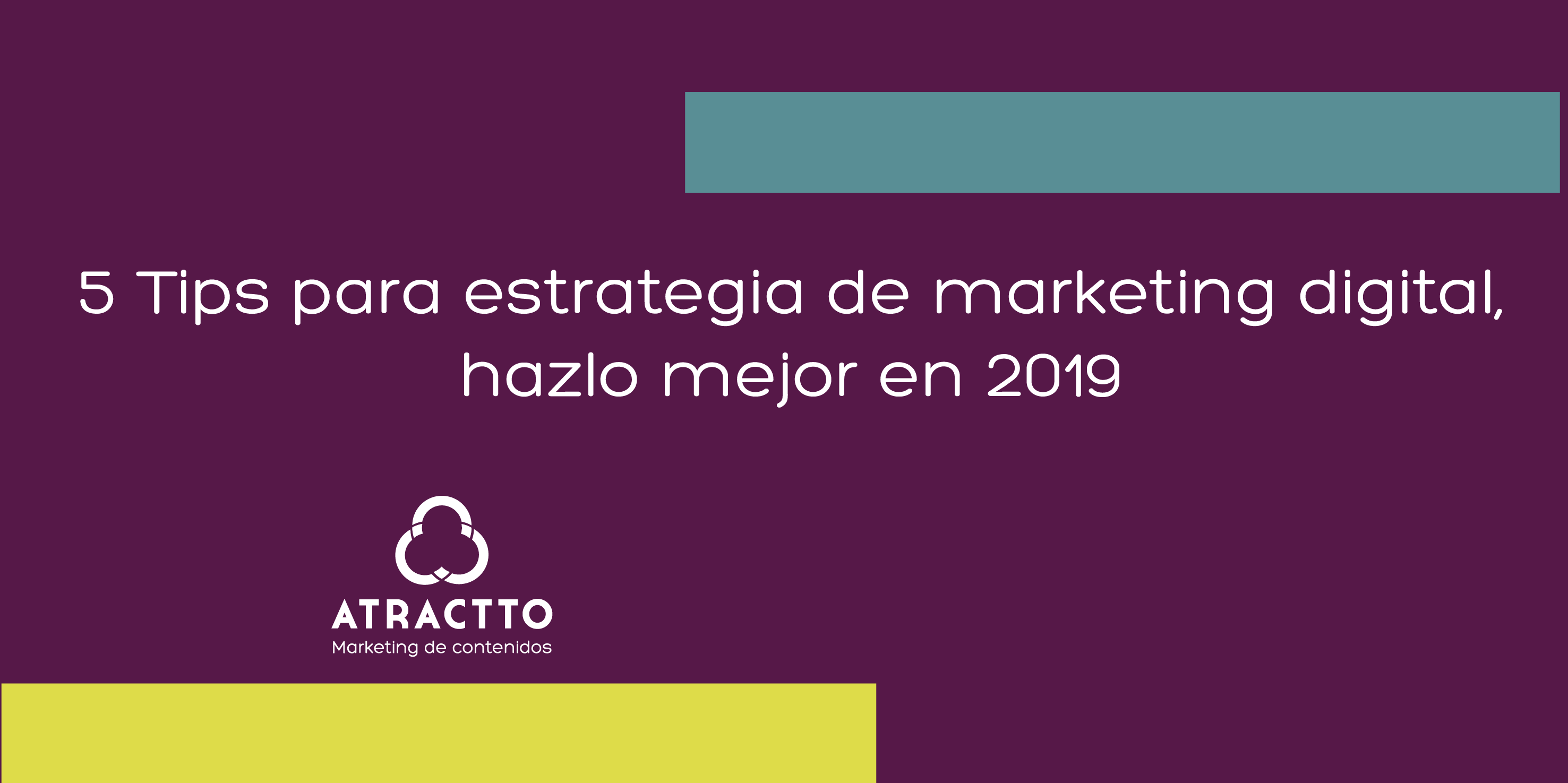 tips para estrategia de marketing digital