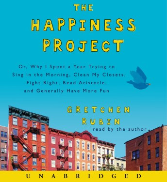 The Happiness Project.