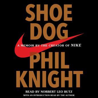 Shoe Dog.