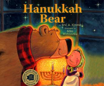 Hanukkah Bear.