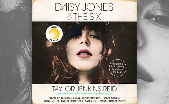 STAFF PICK: Daisy Jones & the Six by Taylor Jenkins Reid