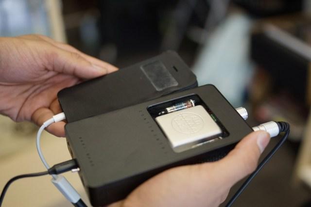 Le Continental Dual Mono fonctionne en ampli-dac avec tous les iDevice et la majorité des appareils android.
