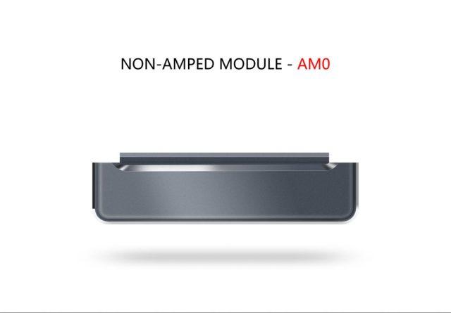 Le AM0 est un module non amplifié pour le FiiO X7. Parfait pour une utilisation en DAC ou serveur réseau.